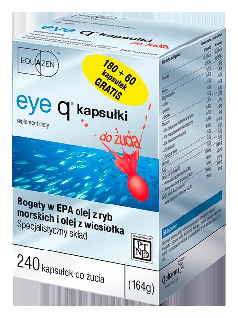 Eye Q kapsulki